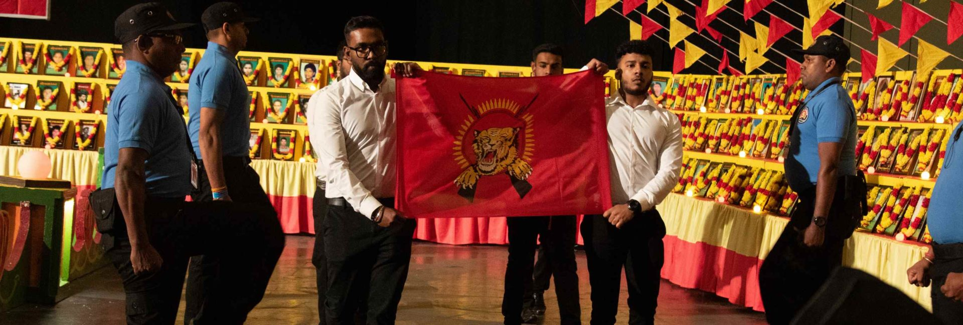 Helping Tamil youth discover their nation's history and heritage
