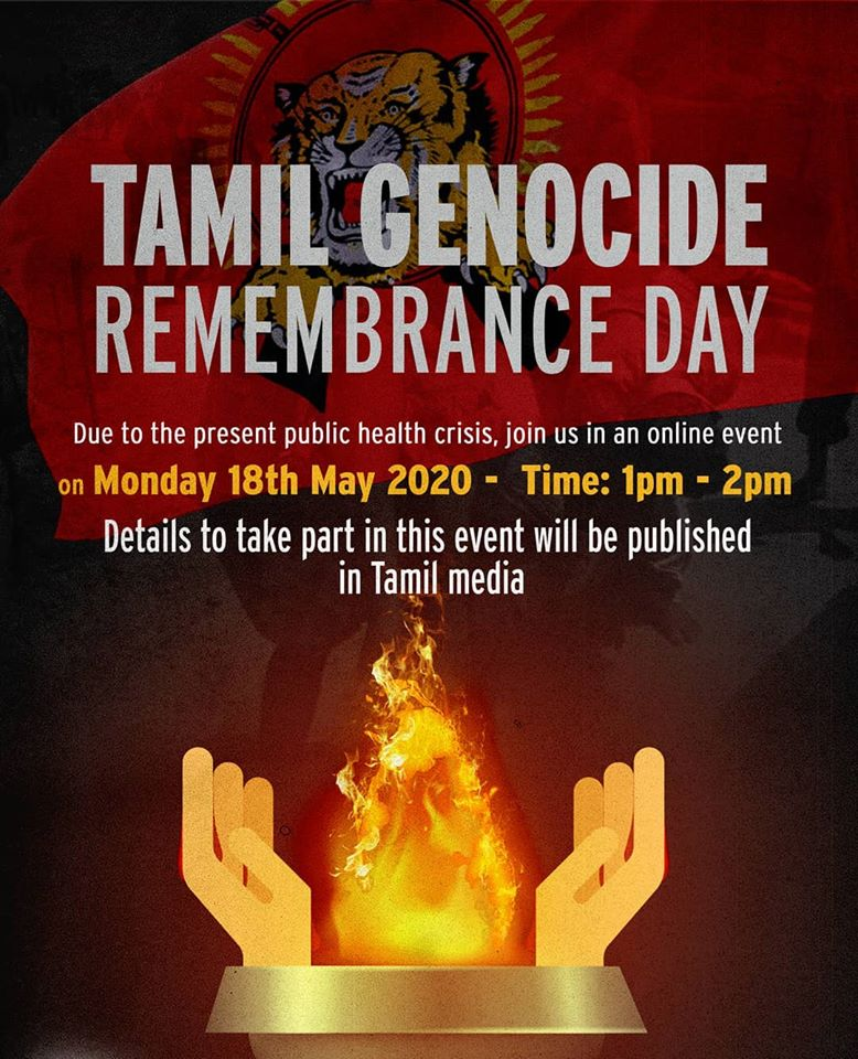 Mullivaikal Remembrance Day